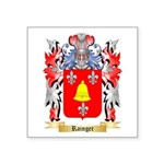 Rainger Square Sticker 3