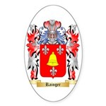 Rainger Sticker (Oval 10 pk)