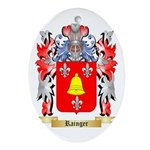 Rainger Oval Ornament