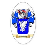Rainforth Sticker (Oval)