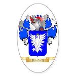 Rainforth Sticker (Oval 10 pk)