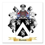 Raines Square Car Magnet 3