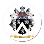 Raines Round Car Magnet