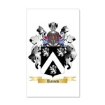 Raines 20x12 Wall Decal