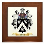 Raines Framed Tile