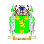 Rainaud Square Car Magnet 3