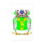 Rainaud Sticker (Rectangle 50 pk)