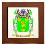Rainaud Framed Tile
