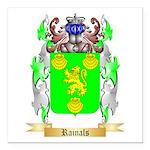 Rainals Square Car Magnet 3