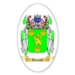 Rainals Sticker (Oval 50 pk)