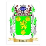 Rainals Small Poster