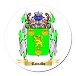 Rainaldo Round Car Magnet
