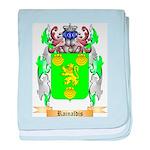 Rainaldis baby blanket