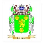 Rainaldis Square Car Magnet 3