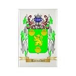 Rainalder Rectangle Magnet (100 pack)