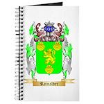 Rainalder Journal