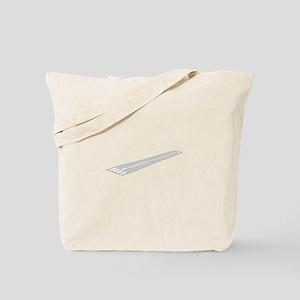 Airport Runway Tote Bag
