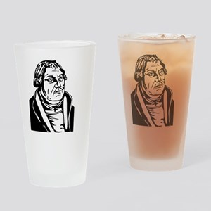 Martin luther Drinking Glass