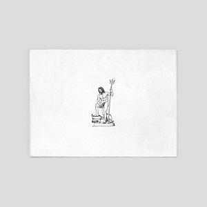 Poseidon 5'x7'Area Rug
