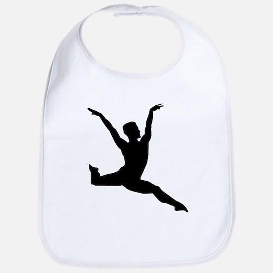 Ballet man Bib