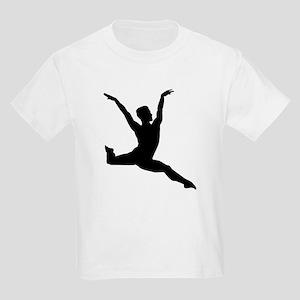 Ballet man Kids Light T-Shirt