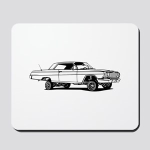 El Camino car Mousepad