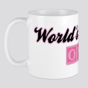 World's Greatest Oma (2) Mug