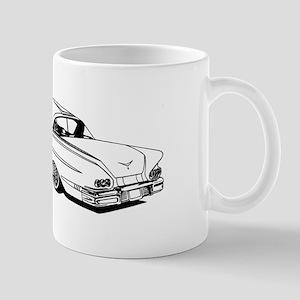 Shelby Mustang Cobra car Mugs