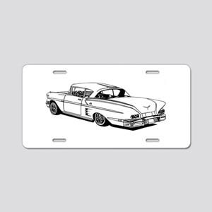 Shelby Mustang Cobra car Aluminum License Plate