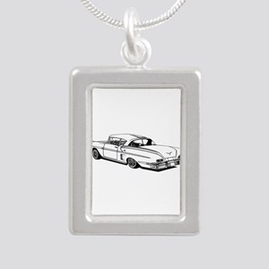 Shelby Mustang Cobra car Necklaces