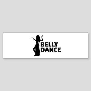 Belly dance Sticker (Bumper)