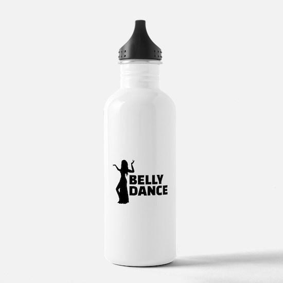 Belly dance Water Bottle