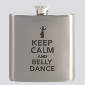Keep calm and belly dance Flask