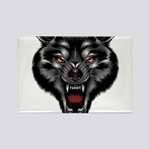 Alpha wolf Magnets
