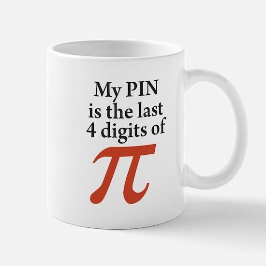 Unique Mathematician Mug