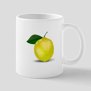 Lemon photorealistic Mugs