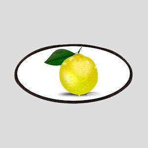 Lemon photorealistic Patch