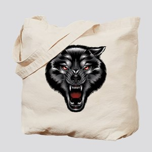 Alpha wolf Tote Bag