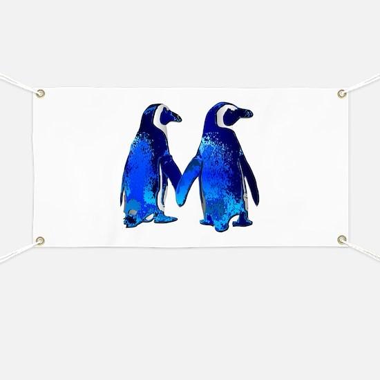 Love penguins Banner