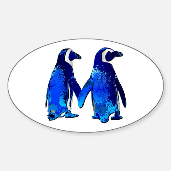 Love penguins Decal