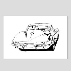 Ferrari Enzo Postcards (Package of 8)
