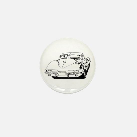 Ferrari Enzo Mini Button
