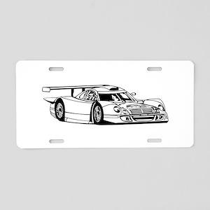 Lamborghini Countach image Aluminum License Plate