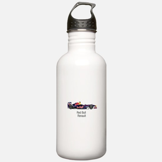 Red Bull Renault Water Bottle