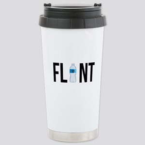 Flint Water Stainless Steel Travel Mug