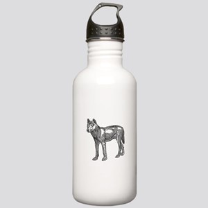 Dingo Stainless Water Bottle 1.0L