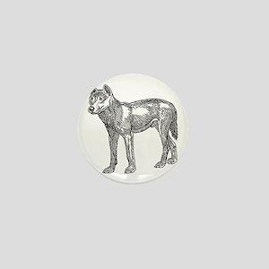 Dingo Mini Button