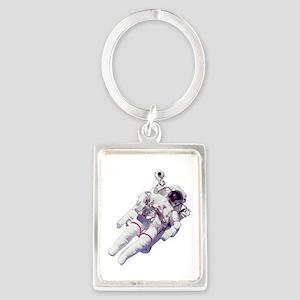 Astronaut Small Version Keychains