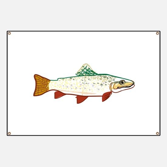 Trout Banner