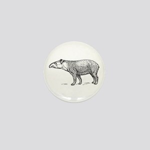 Tapir Mini Button